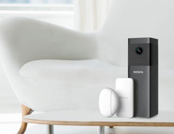 Alexa & Color Night Vision Power This Wide-angle Home Security Cam