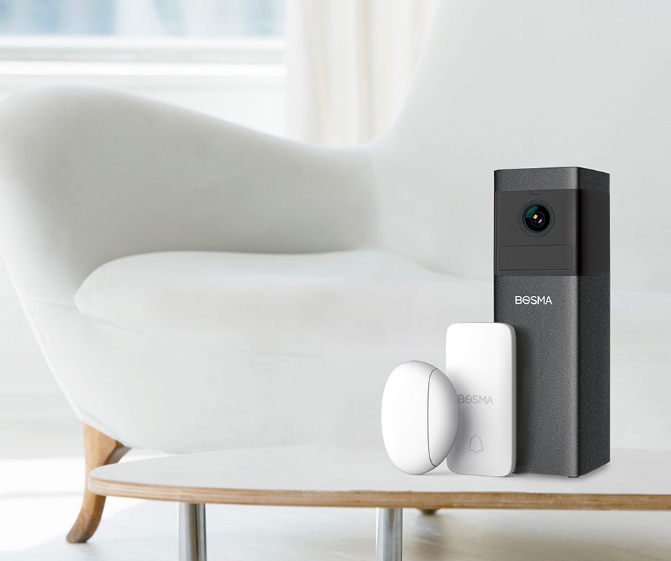 Alexa & Color Night Vision Power This Wide-angle Home Security Cam at werd.com
