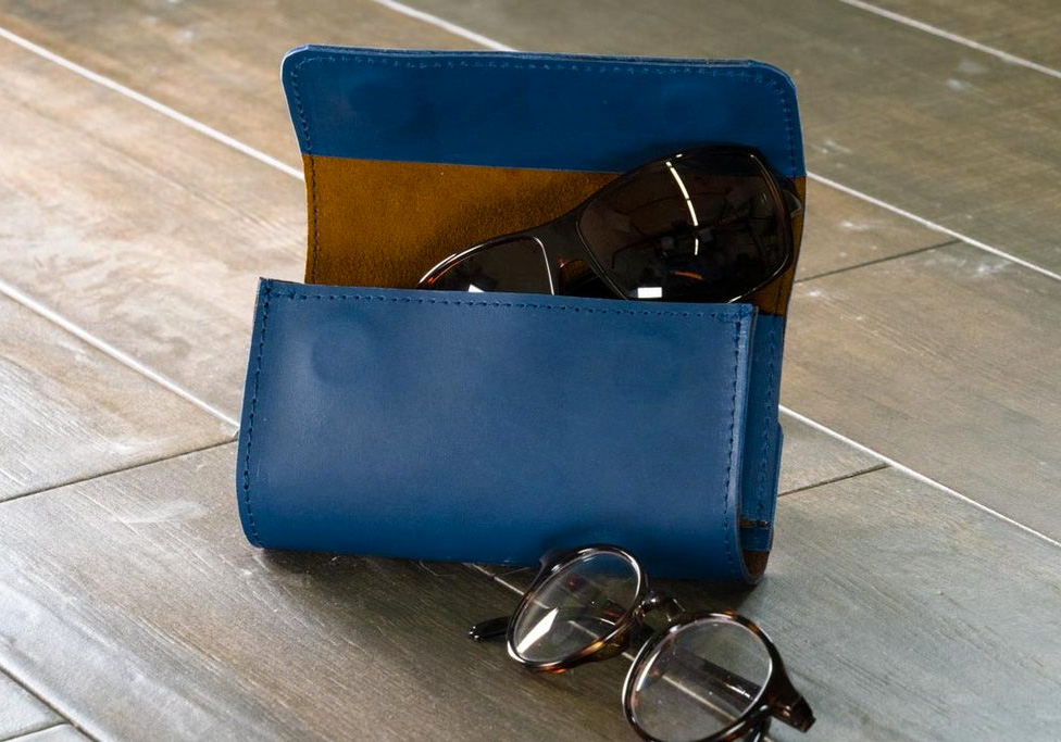 Waterfield Designs Created One Case for 2 Pairs of Glasses at werd.com