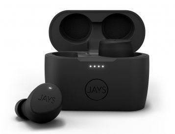 Jays m-Seven Earbuds are Wireless & Weatherproof