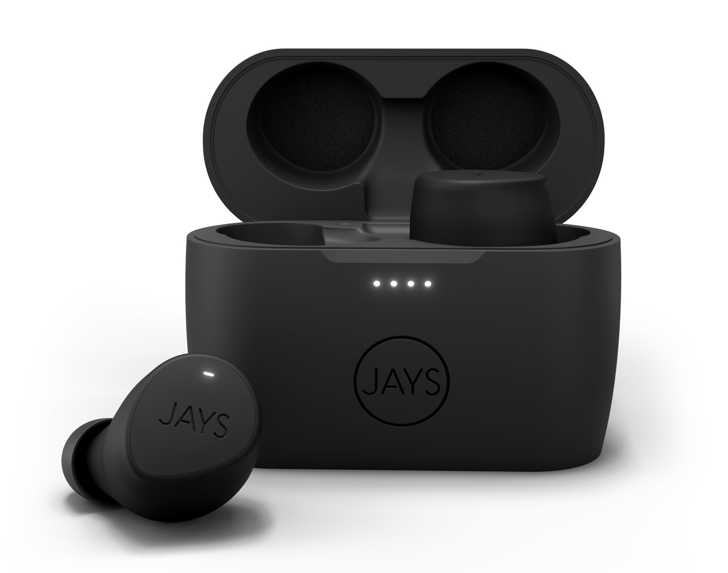 Jays m-Seven Earbuds are Wireless & Weatherproof at werd.com
