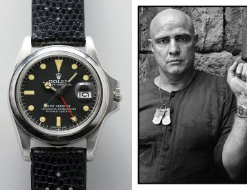 Brando's <i>Apocalypse Now</i> Rolex Will Soon Be Up For Auction