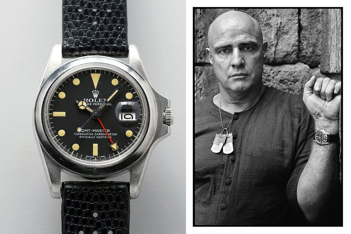 Brando's <i>Apocalypse Now</i> Rolex Will Soon Be Up For Auction at werd.com