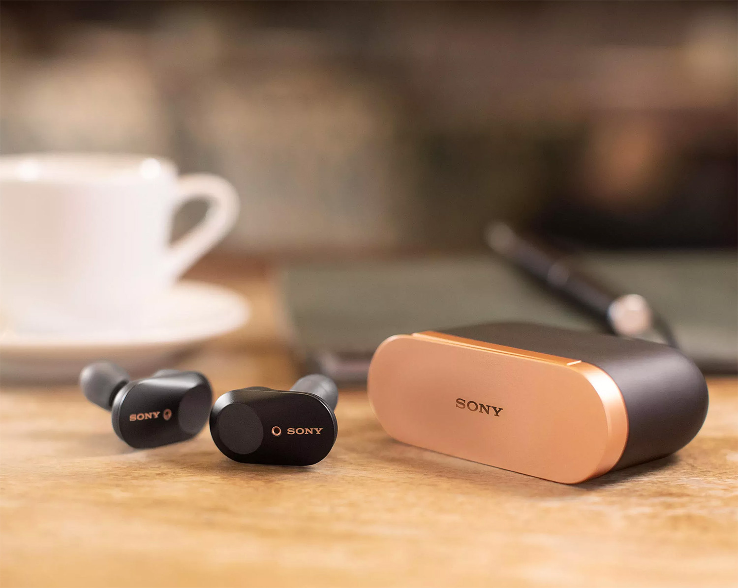 Sony's WF-1000XM3 Earbuds are Way Cooler than Their Name at werd.com
