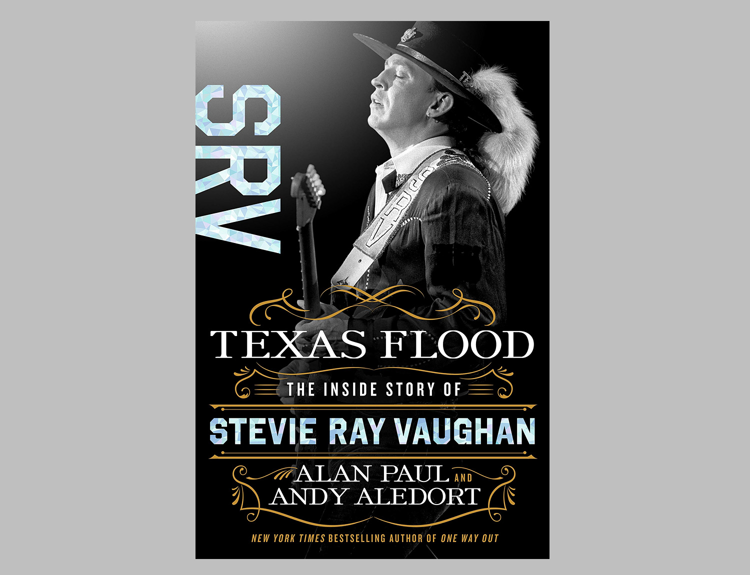 Texas Flood: The Inside Story of Stevie Ray Vaughan at werd.com
