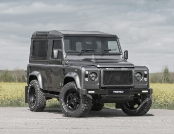 Get Twisted & Get Into the Land Rover of Your Dreams