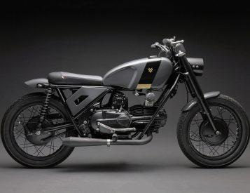 Venier Motorcycles Modernized a Classic Italian Stallion