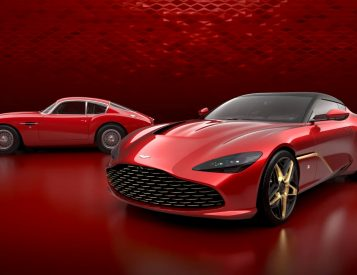 Aston Martin Introduces Limited Edition DBS GT Zagato Coupe