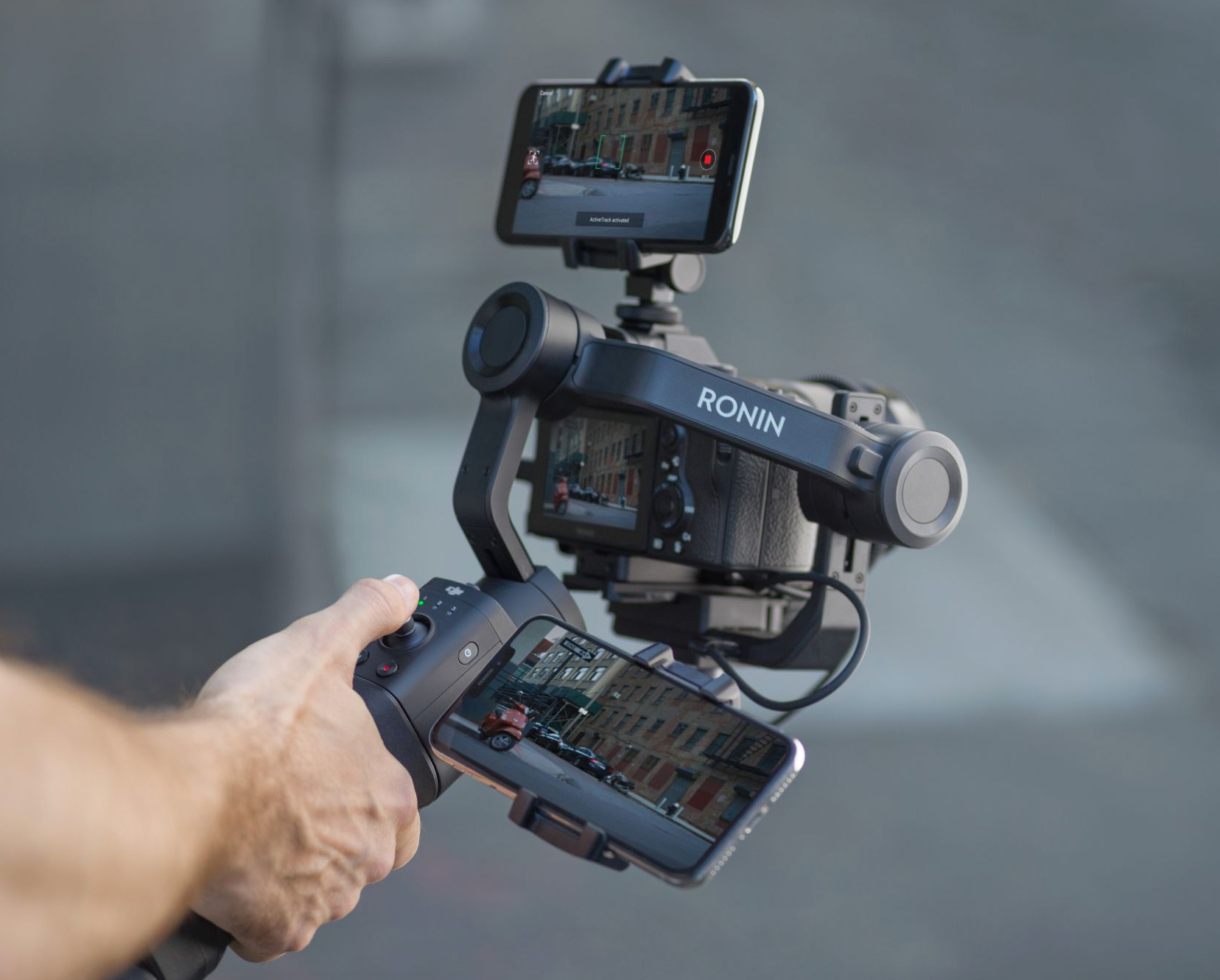 The Ronin-SC Gimbal is Lighter, Smaller, Just As Powerful at werd.com