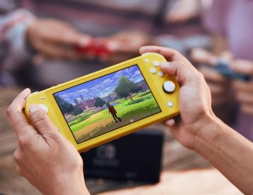Nintendo Introduces Switch Lite Portable Console