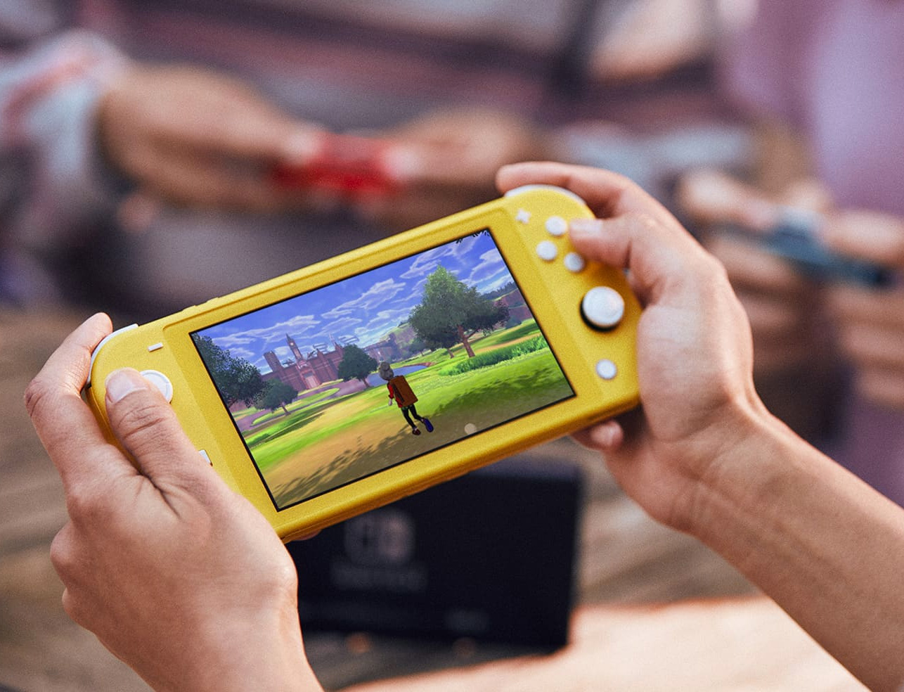 Nintendo Introduces Switch Lite Portable Console at werd.com