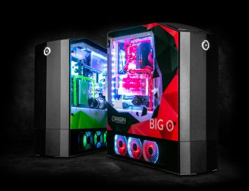 Origin PC's Big O Gaming System is Bananas