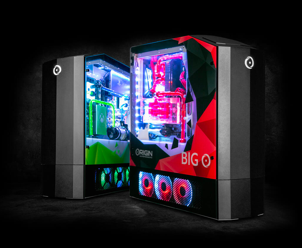 Origin PC's Big O Gaming System is Bananas at werd.com