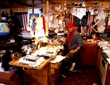 Go Get Gonzo at Hunter S. Thompson's Cabin