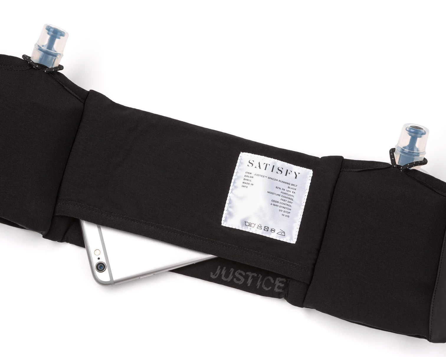 This Running Belt Keeps You Hydrated Without Weighing You Down at werd.com