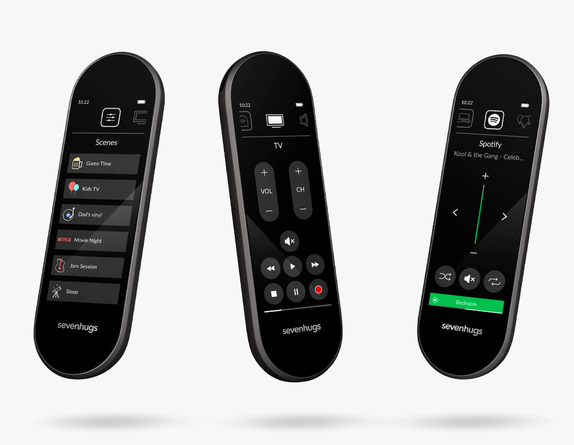 This Universal Remote Eliminates Annoyance at werd.com
