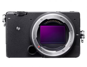 The Sigma FP is the World's Smallest Full-Frame Mirrorless Camera