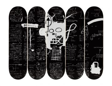 Get a Basquiat On Your Board