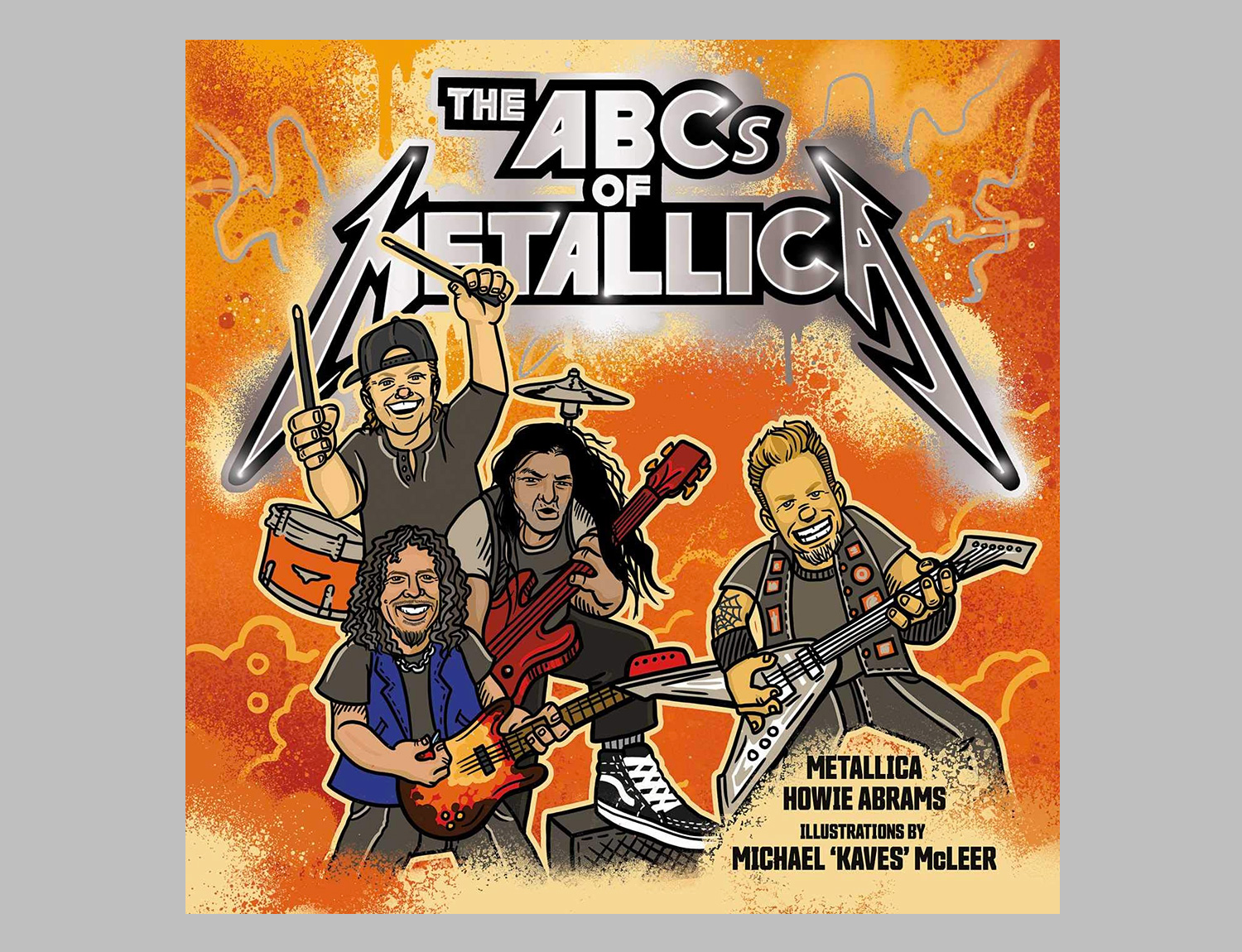 The ABC's Of Metallica, An Alphabetical History at werd.com