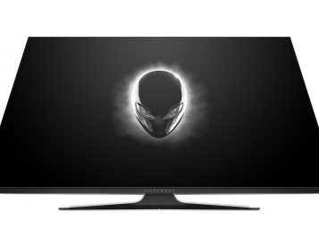 Alienware Unveils 55-Inch OLED Gaming Monitor