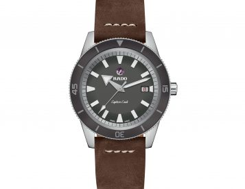 Rado Introduces Captain Hook Automatic Diver's Watch