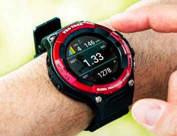 Casio Adds a Heart Rate Monitor to Its ProTrek Line of Smart Watches