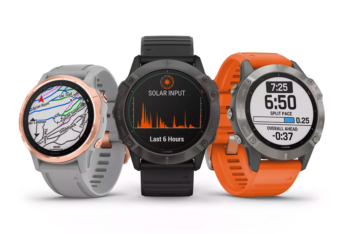 This Garmin Sport Watch Runs for 3 Weeks on Solar Power at werd.com