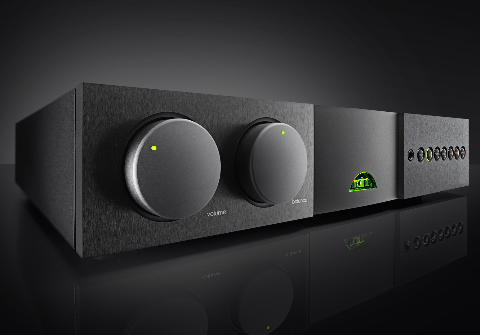 NAIM Introduces a Vinyl-Ready Variant of its Supernait 3 Amplifier at werd.com