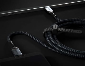 Nomad's Kevlar Charging Cables: Tough & Fast