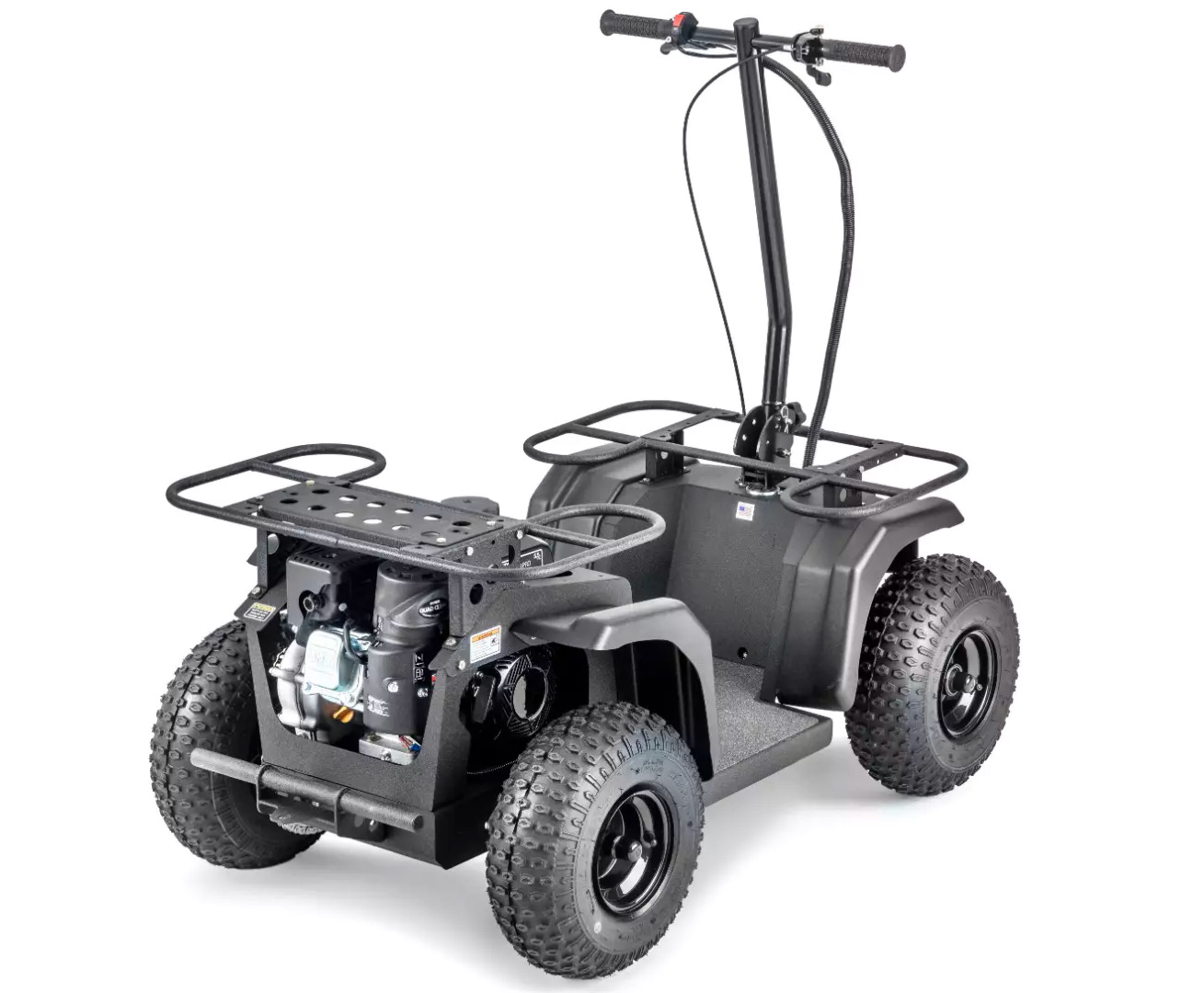The Rogue Ripper is the Ultimate Mini ATV/Scooter at werd.com