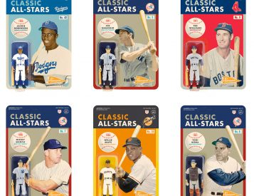 The Classic All-Stars Collection Celebrates Baseball's Best