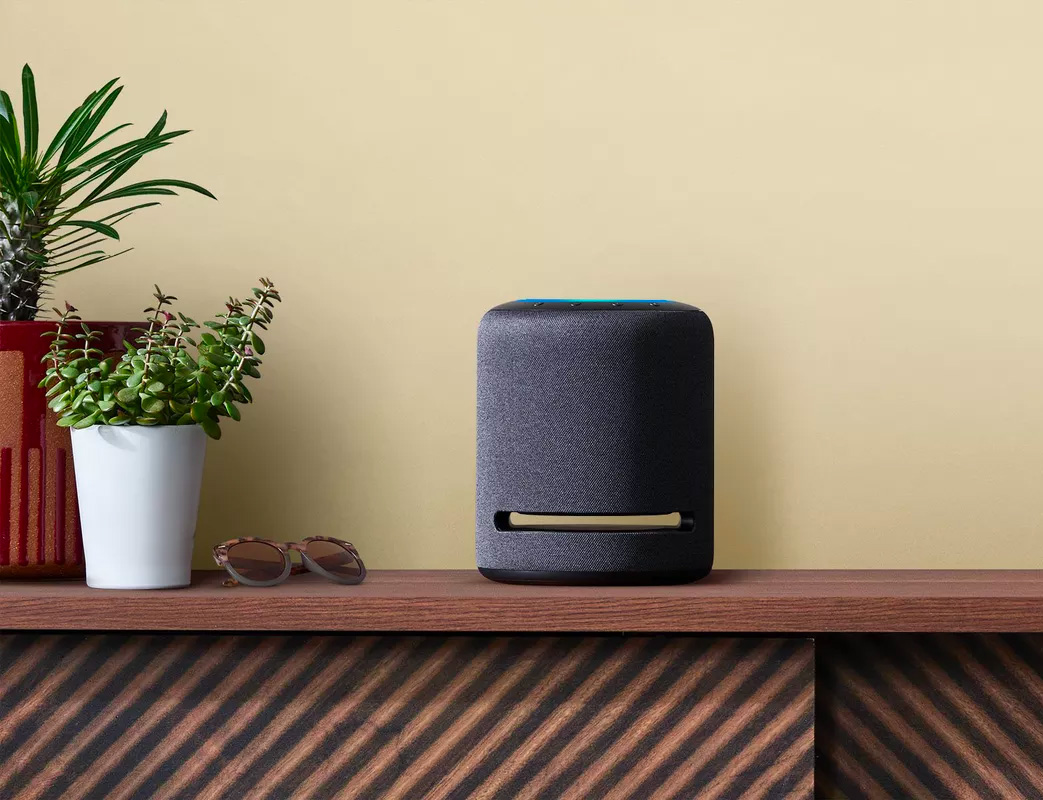 Amazon's Echo Studio Speaker Delivers Voice-Controlled HI-Fi 3D Audio at werd.com