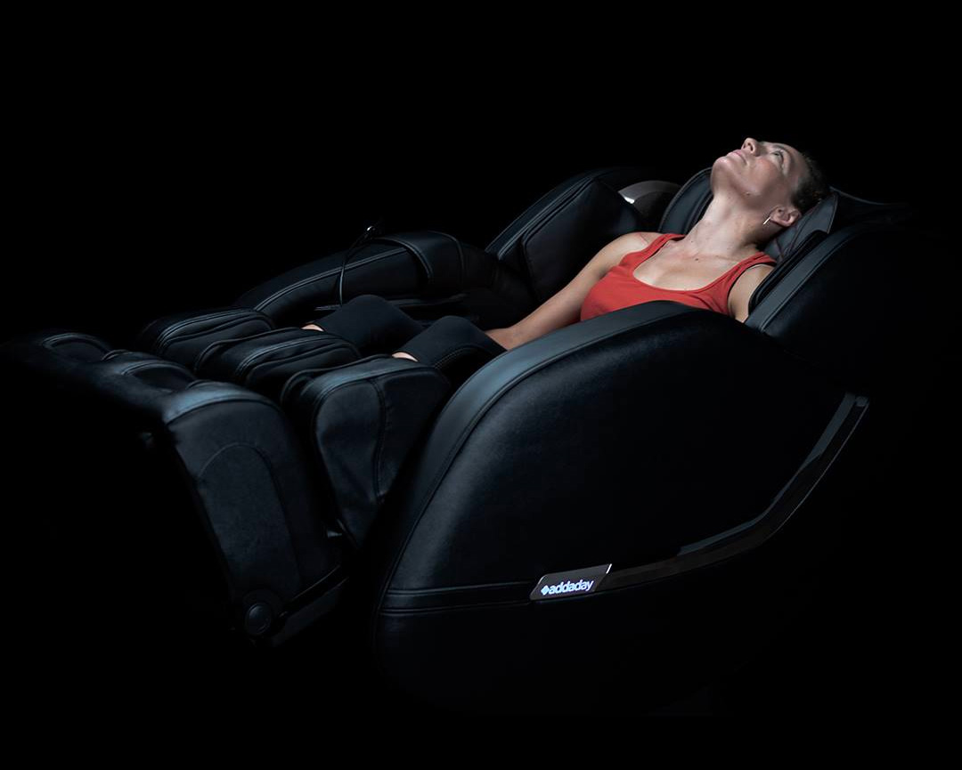 Recover Like a King (Or Elite Endurance Athlete) in the IRONMAN BioChair at werd.com