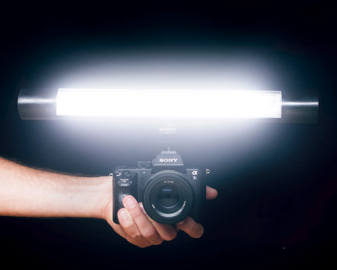 The Lumin8 Light Shines Bright for Video, Adventure & Everywhere Else at werd.com