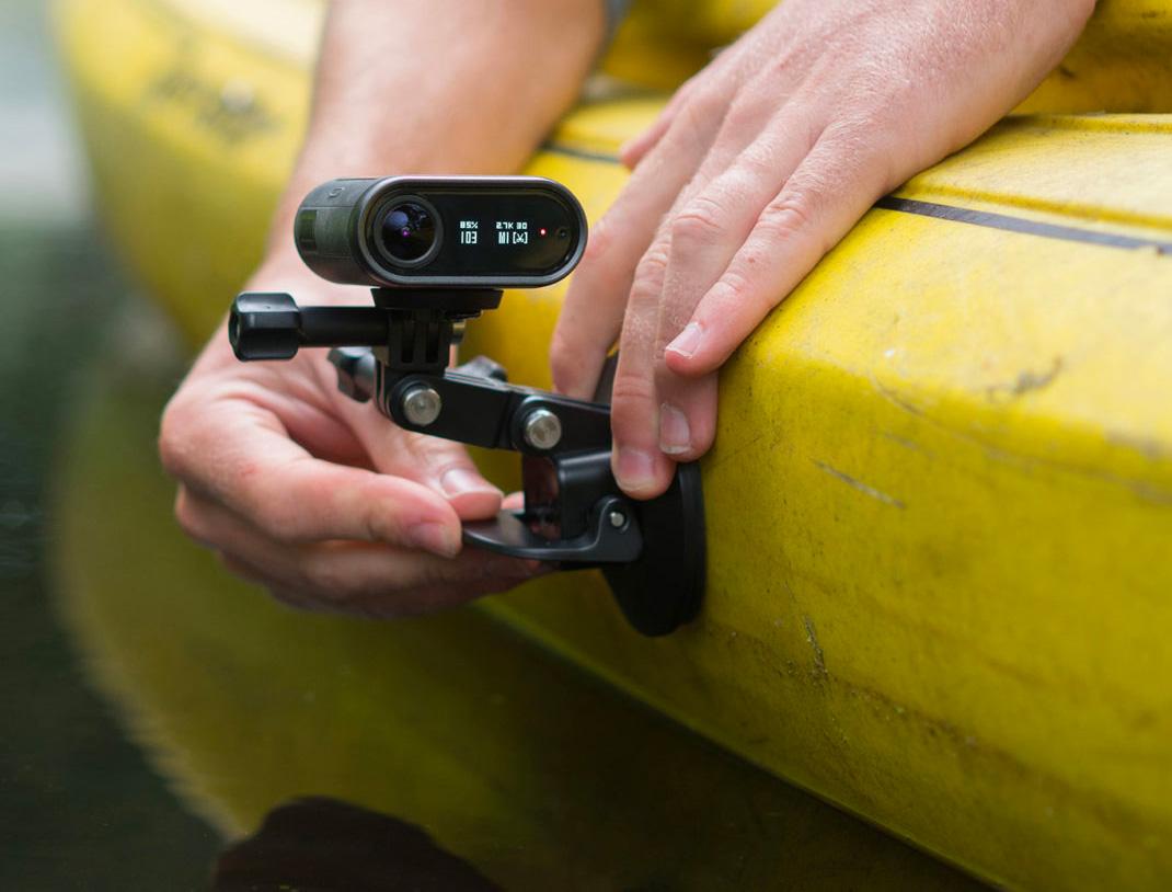 OCLU Introduces 4K Action Cam at werd.com