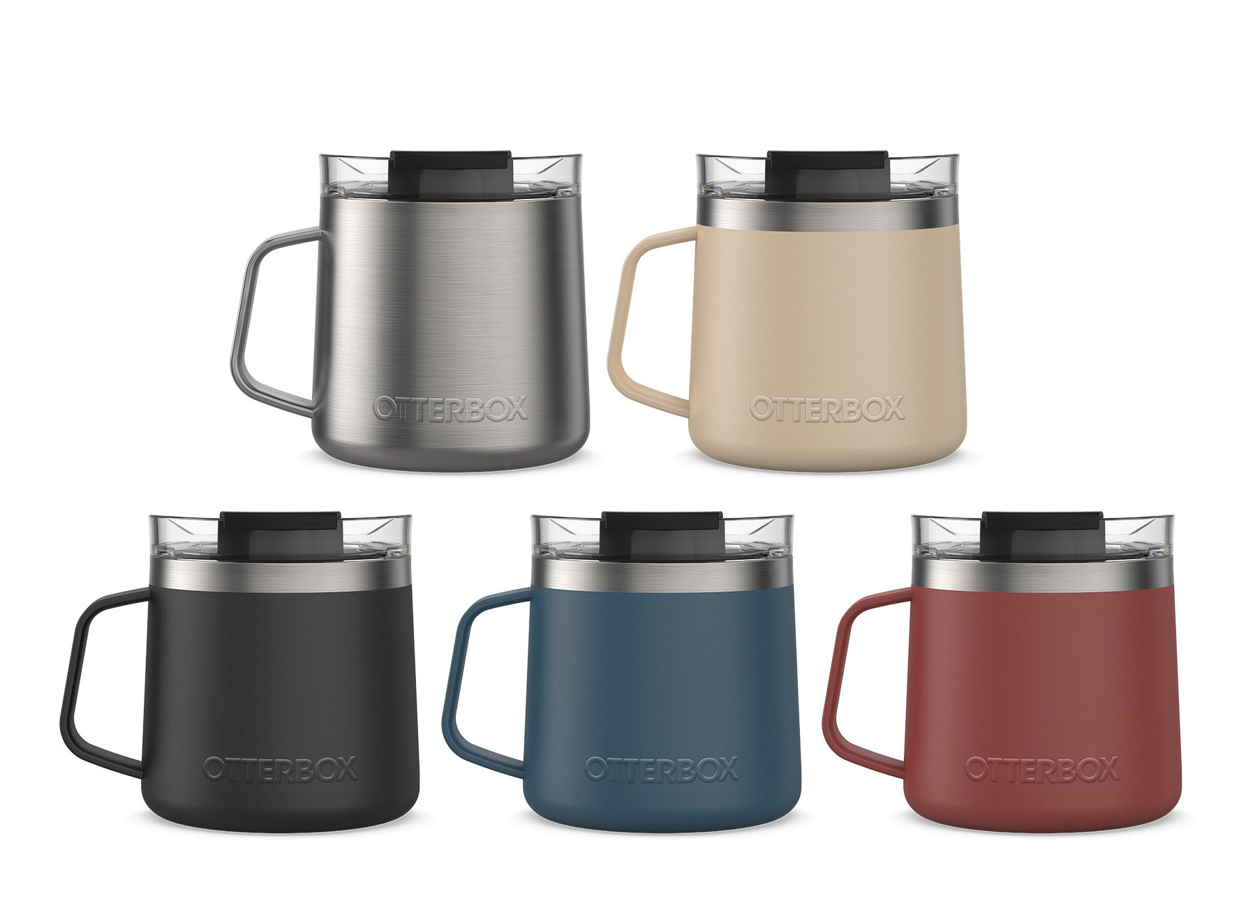 The Otterbox Elevation 14 Mug is a Durable Daily Drinker at werd.com