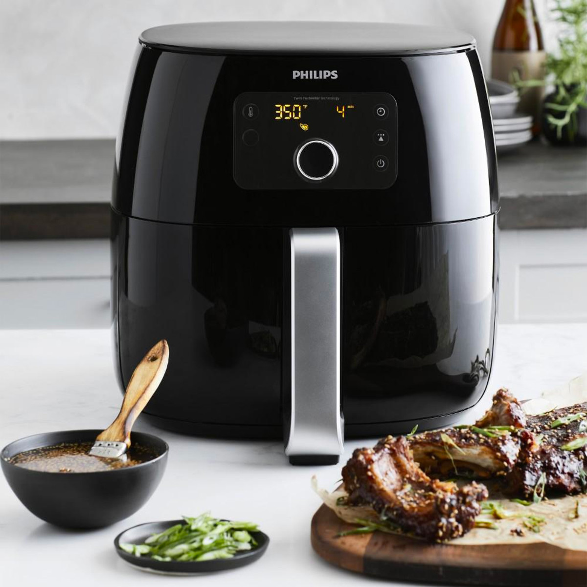 Philips' AirFryerXXL Makes Healthier Eating Easy at werd.com
