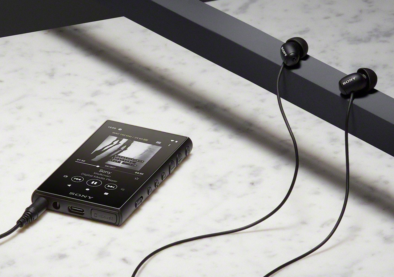 Sony Celebrates 40 Years of the Walkman with Throwback NW-A105 at werd.com
