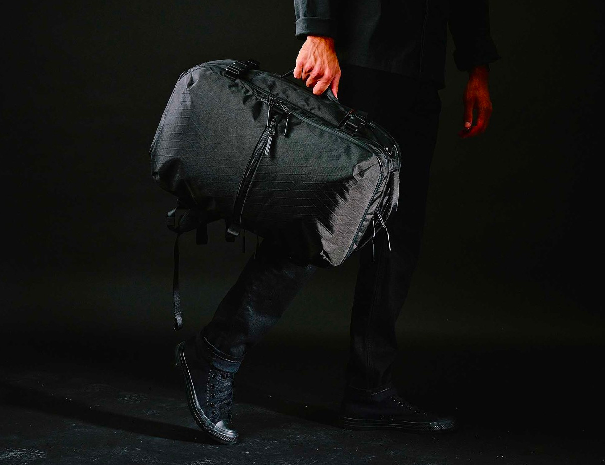 Aer Introduces Waterproof X-Pac Collection Packs at werd.com