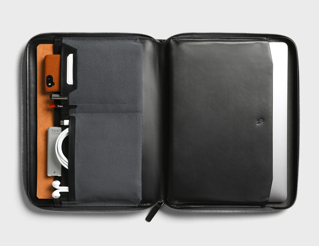 Bellroy's Tech Folio Keeps Work Moving at werd.com