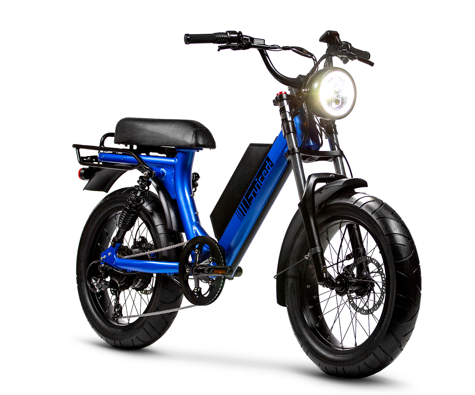 The All-Electric Juiced Scorpion Looks Like a Modern Moped at werd.com