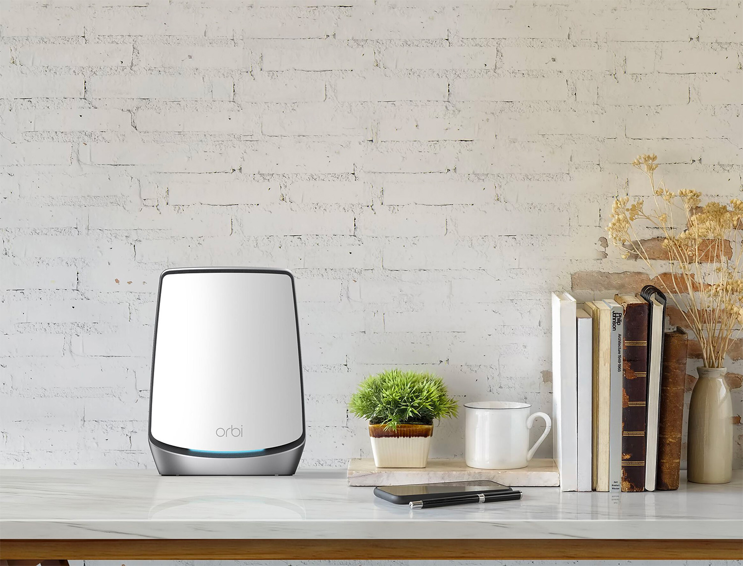 Netgear's Orbi WiFi 6 Mesh System Keeps Home Streaming Glitch Free at werd.com