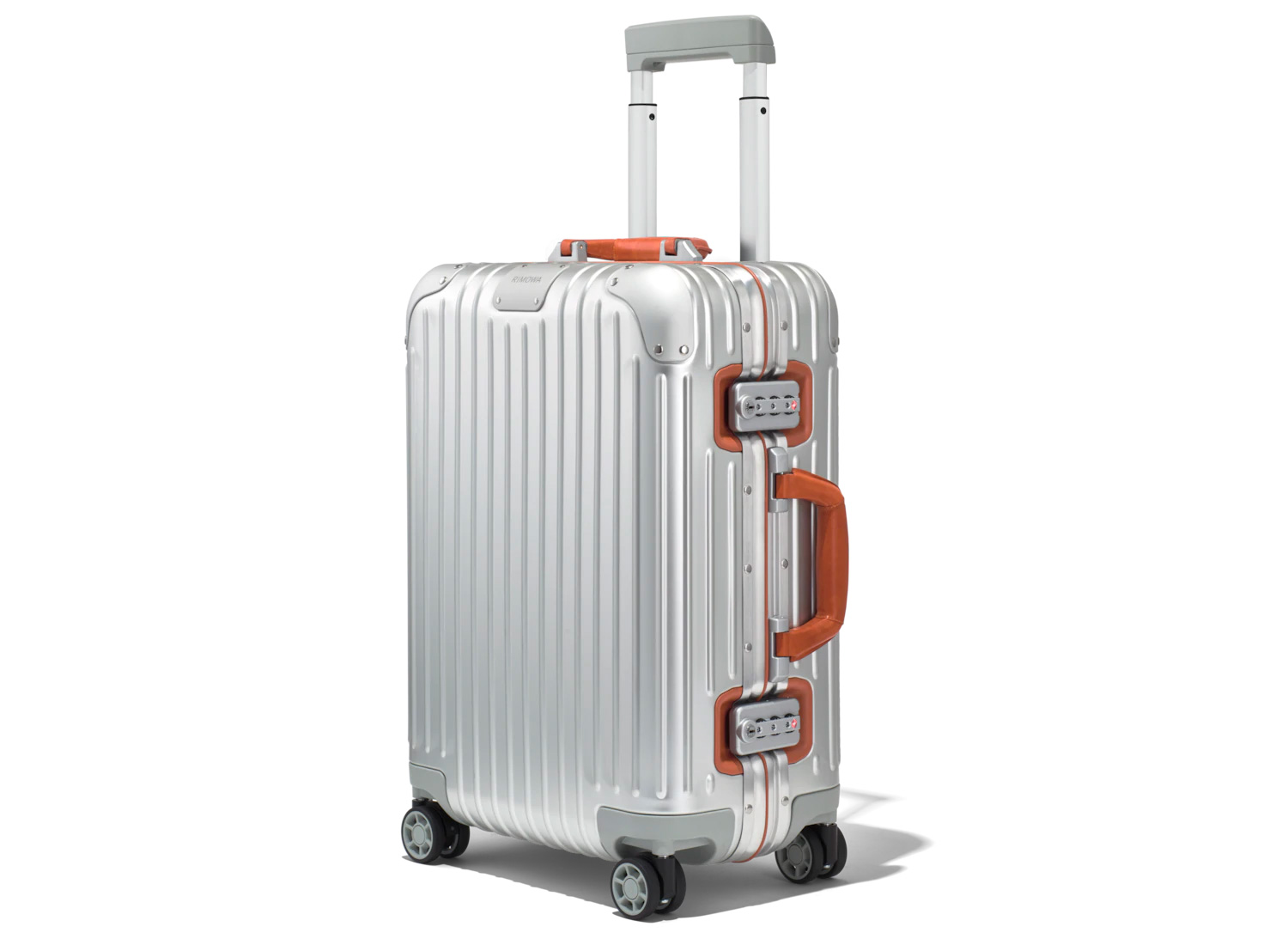 RIMOWA's Cabin Twist Carry-On is a Compact Classic at werd.com