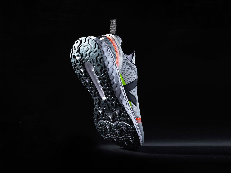 "Veja Introduces ""Post-Petroleum"" Condor Running Shoe at werd.com"