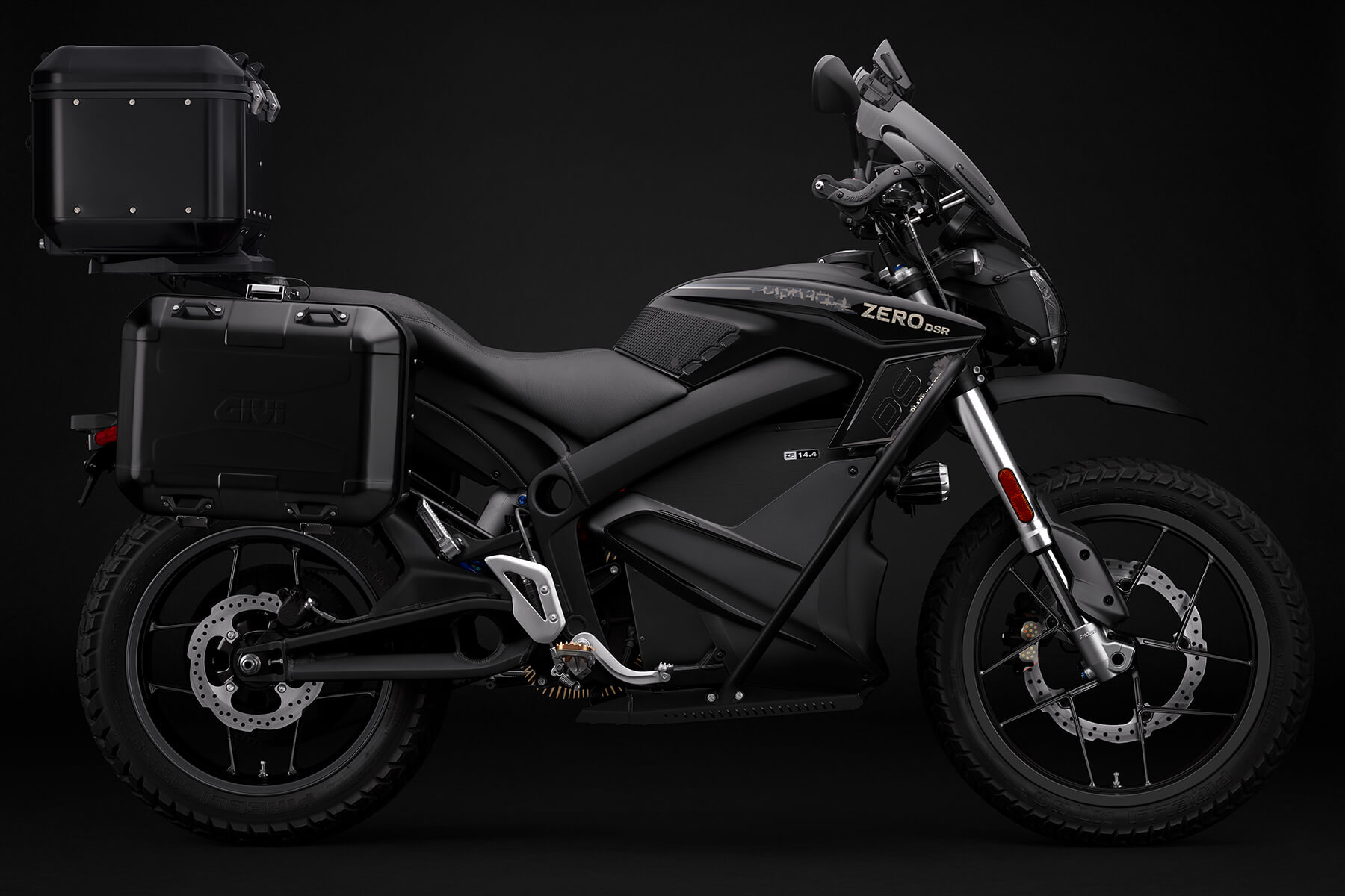 Zero Motorcycles is Bringing Their Flagship Adventure Bike To the USA at werd.com