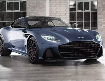 James Bond Designed This Aston Martin