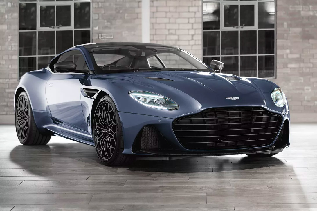 James Bond Designed This Aston Martin at werd.com
