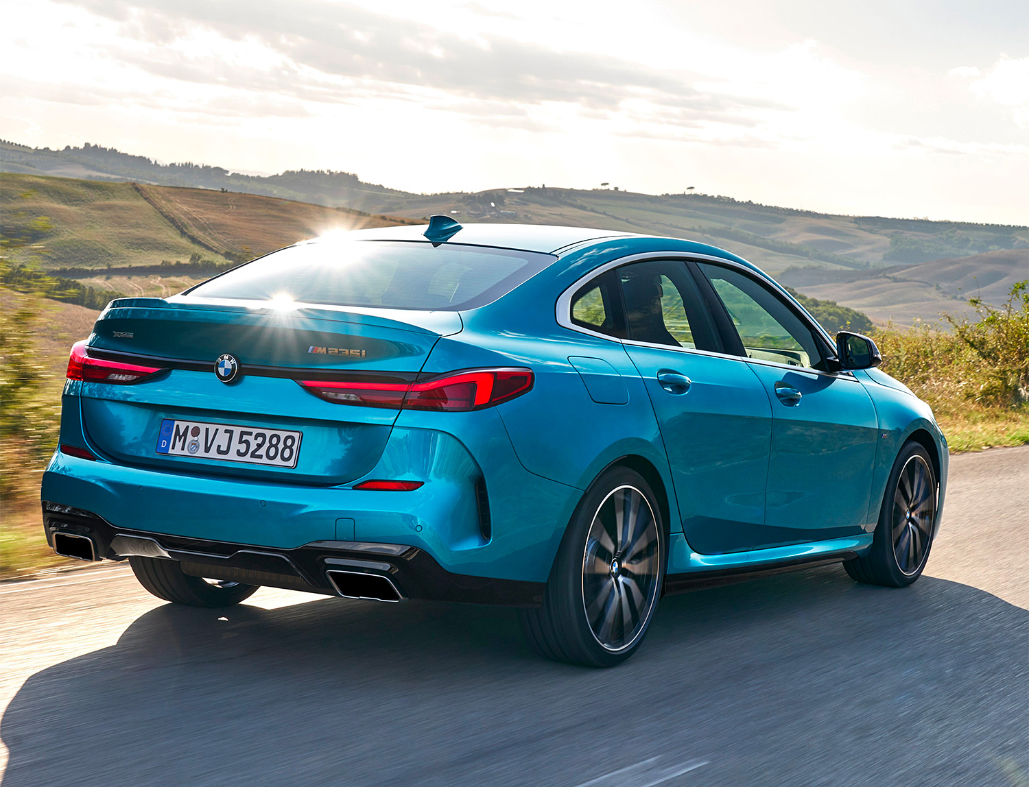 BMW Introduces 2 Series Gran Coupe for 2020 at werd.com