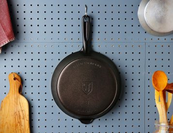 Field Company's Cast Iron Skillets are Smoother & Lighter
