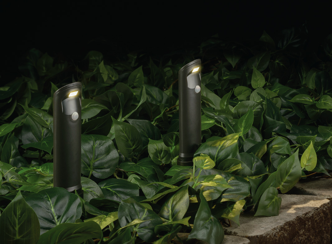 Prevent Falls This Autumn with Efficient, Motion-Sensing LED Path Lights at werd.com